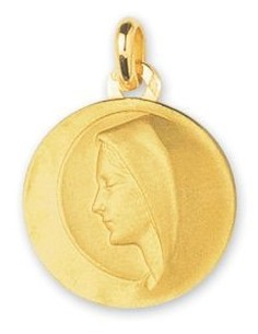Medaille Religieuse Ste Vierge