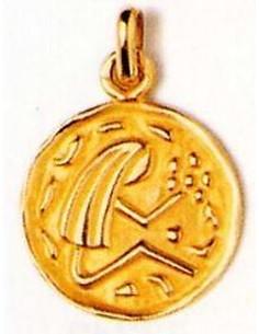 Pendentif Signe Du Zodiaque Vierge