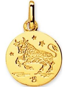 Pendentif Signe Du Zodiaque Taureau
